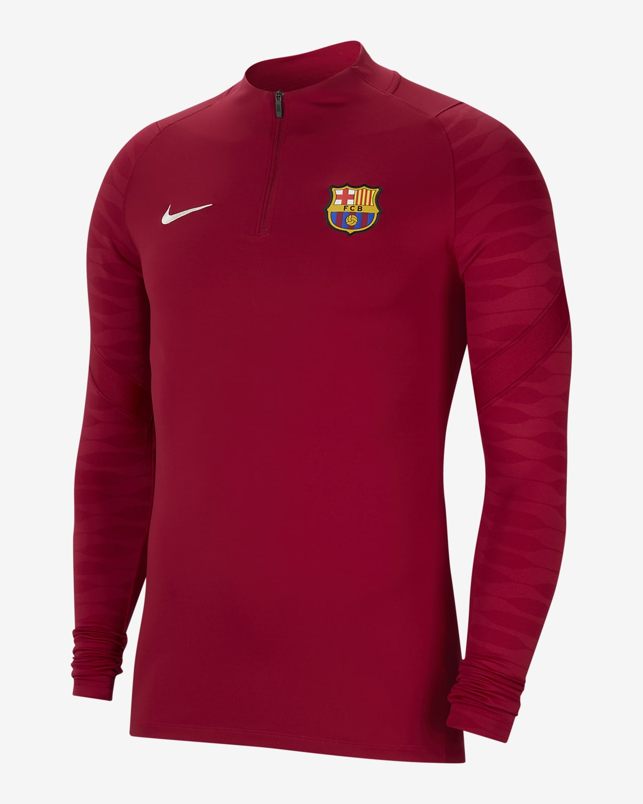 F.C. Barcelona Strike Men's Football Drill Top