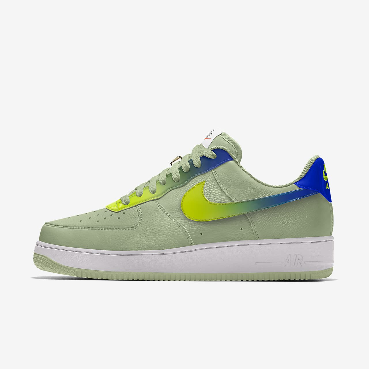 Chaussure personnalisable Nike Air Force 1 Low Unlocked pour Homme ...