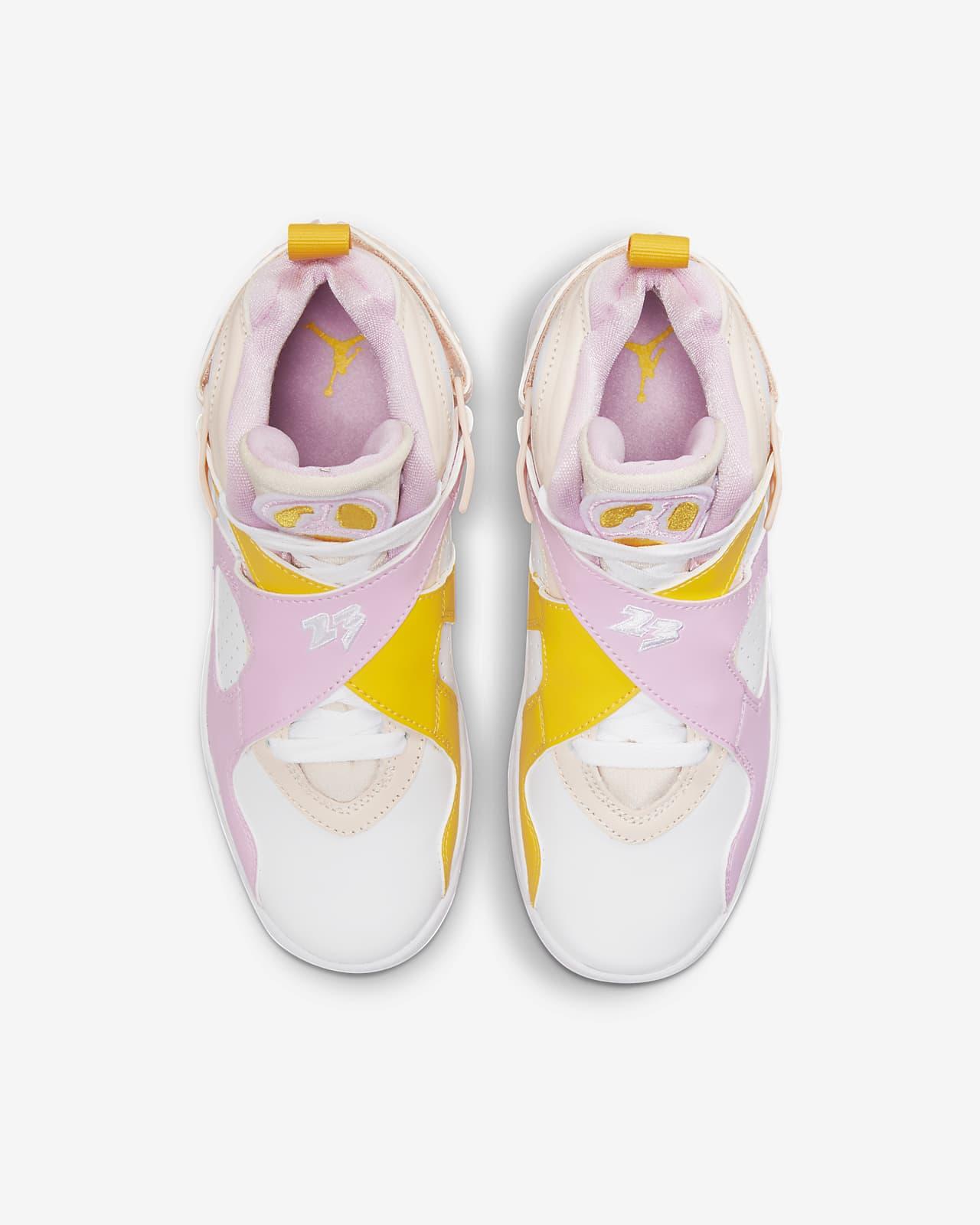 Air Jordan 8 Retro Big Kids' Shoe