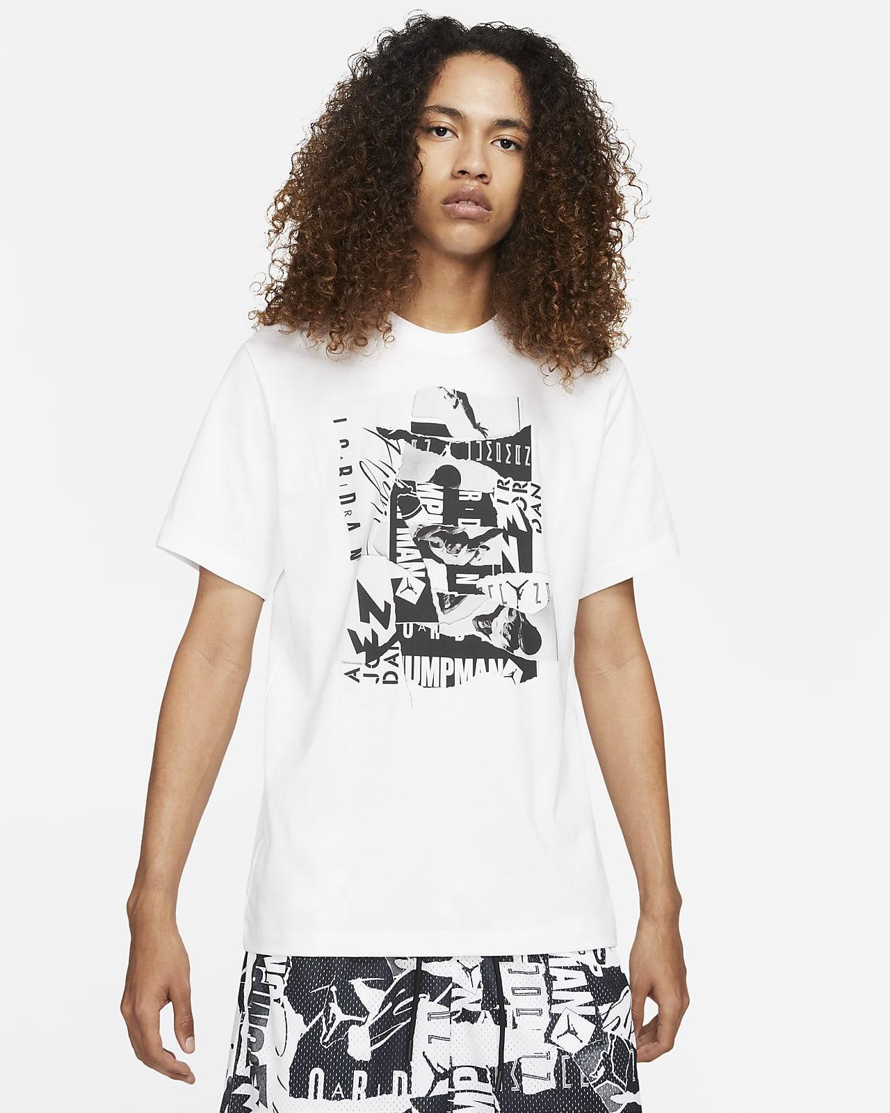 Ανδρικό κοντομάνικο T-Shirt Jordan Jumpman Flight