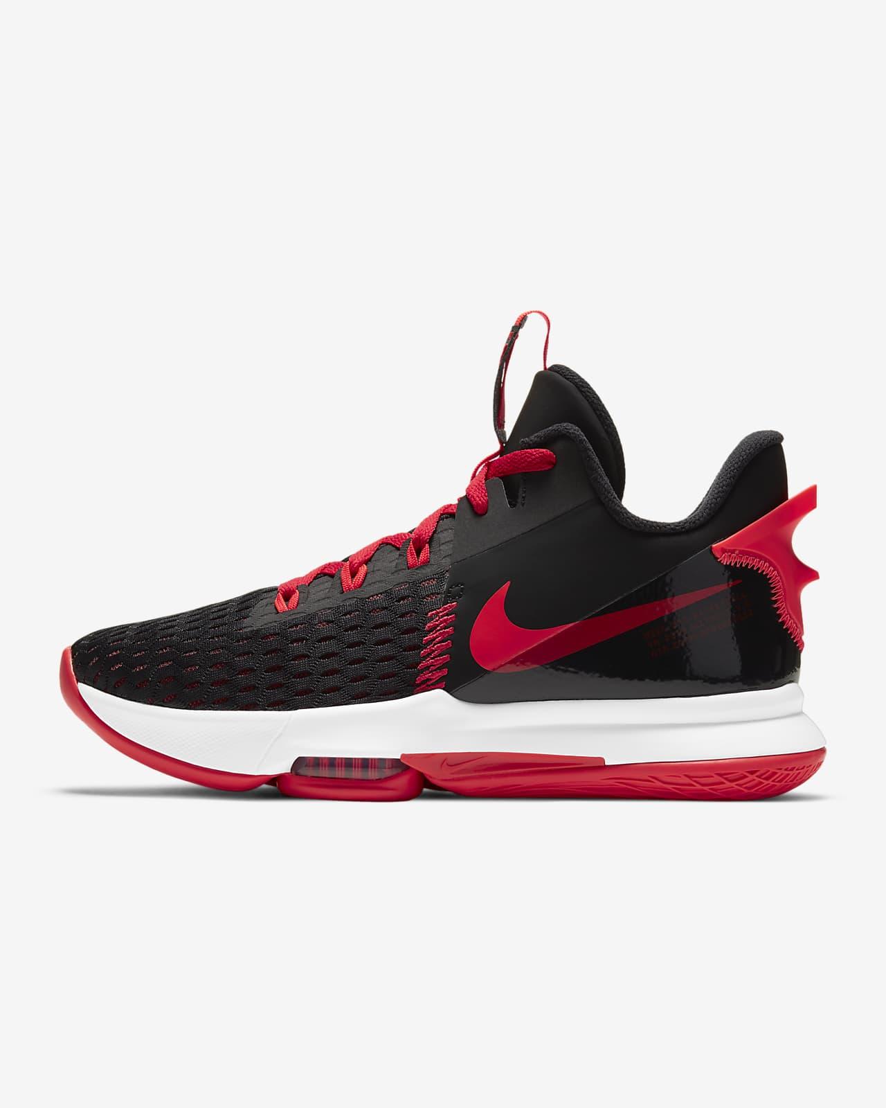 Scarpa da basket LeBron Witness 5