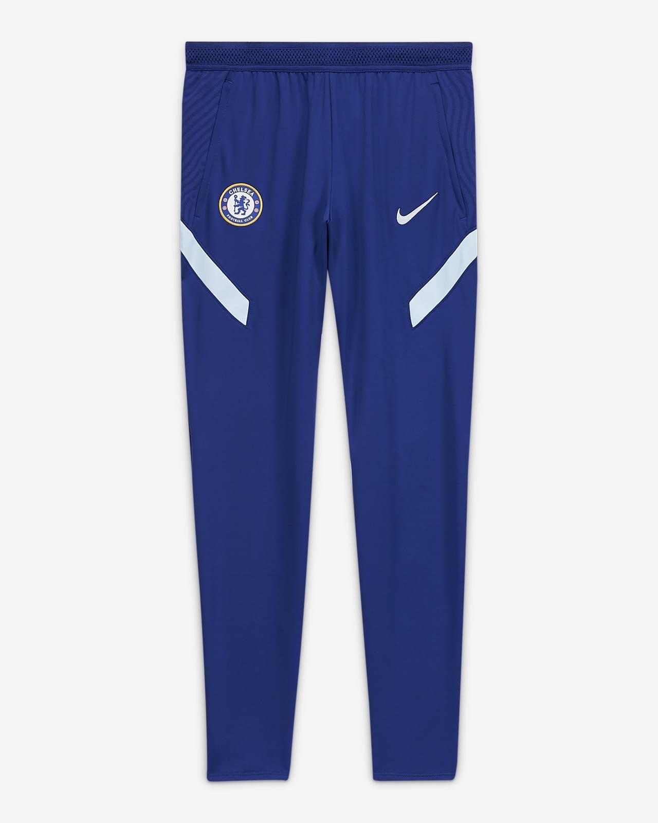 Męskie spodnie piłkarskie Chelsea FC Strike