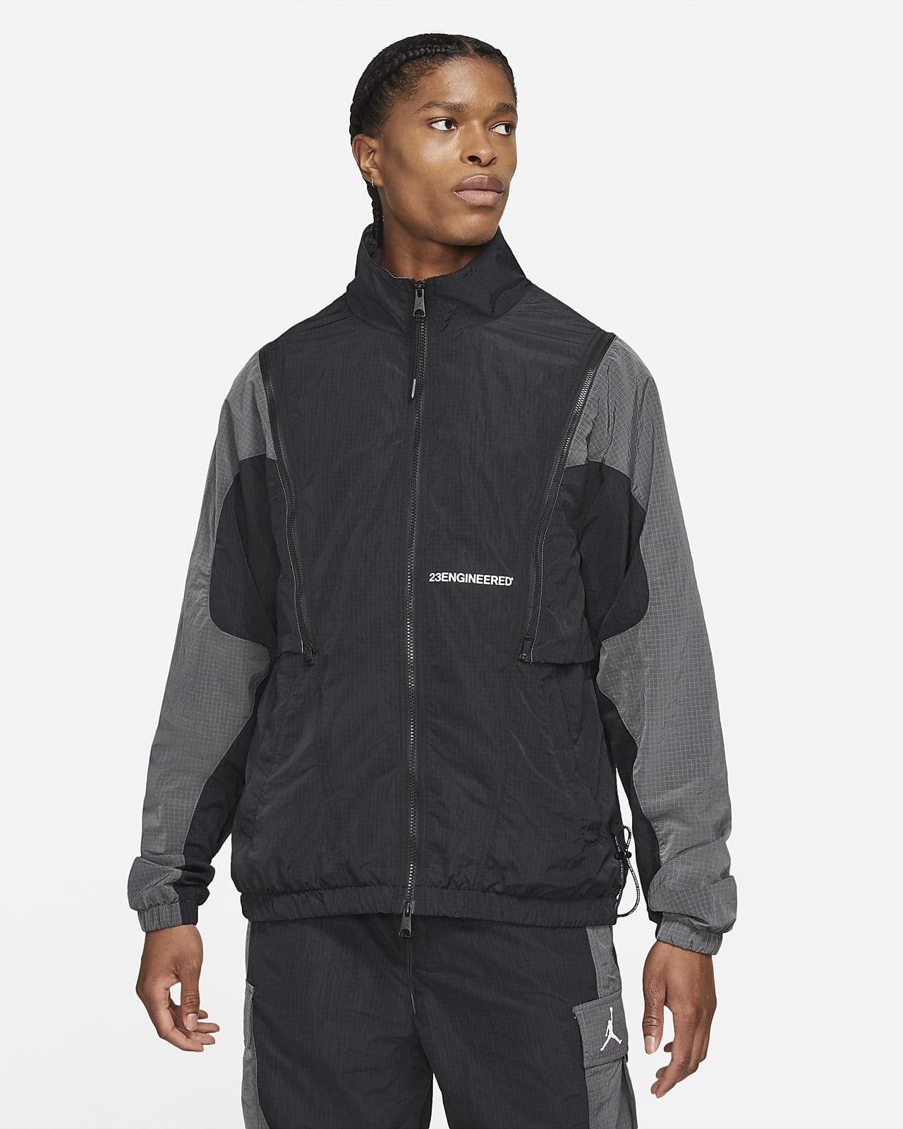 Мужская куртка из тканого материала Jordan 23 Engineered