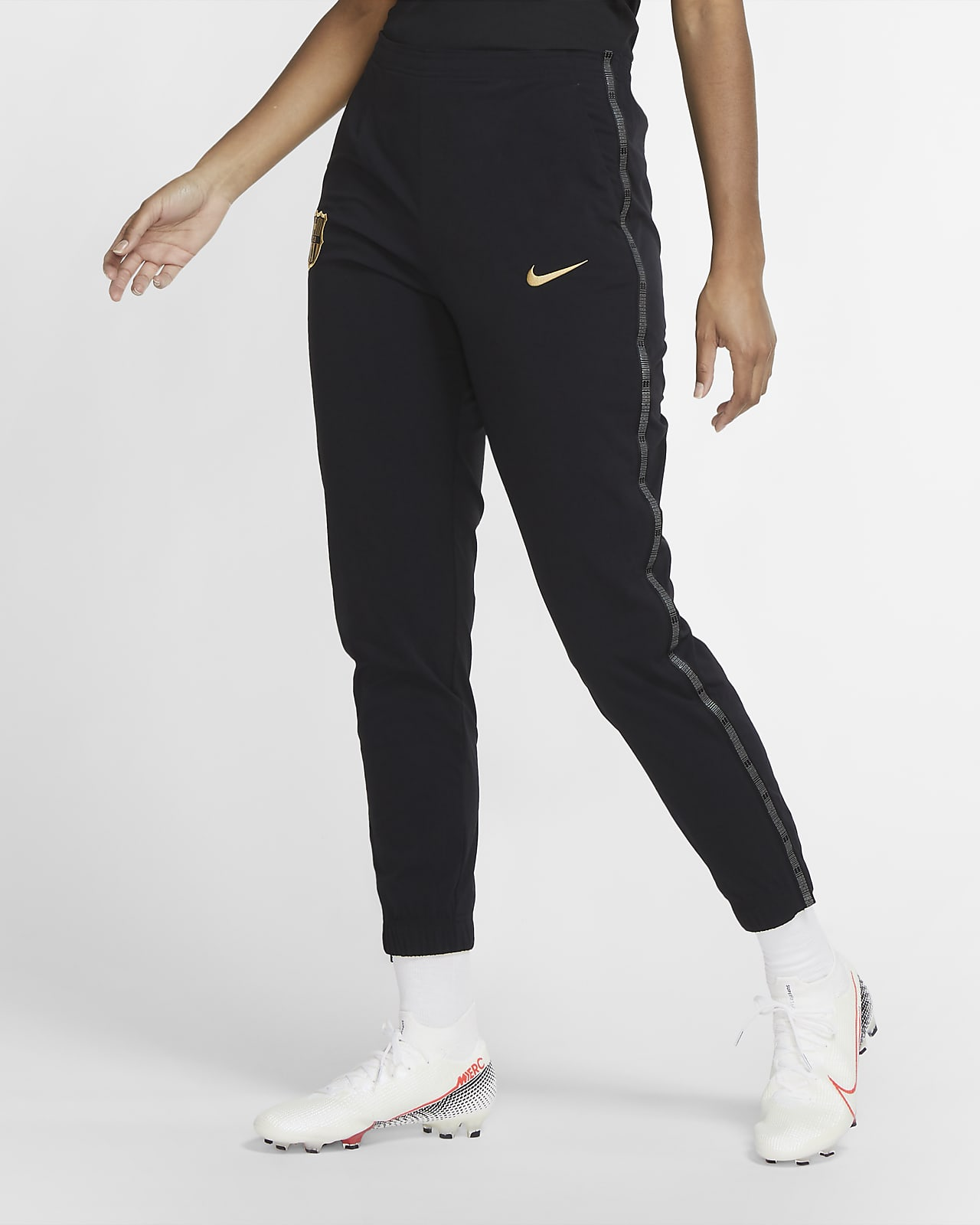 F.C. Barcelona Women's Woven Football Pants