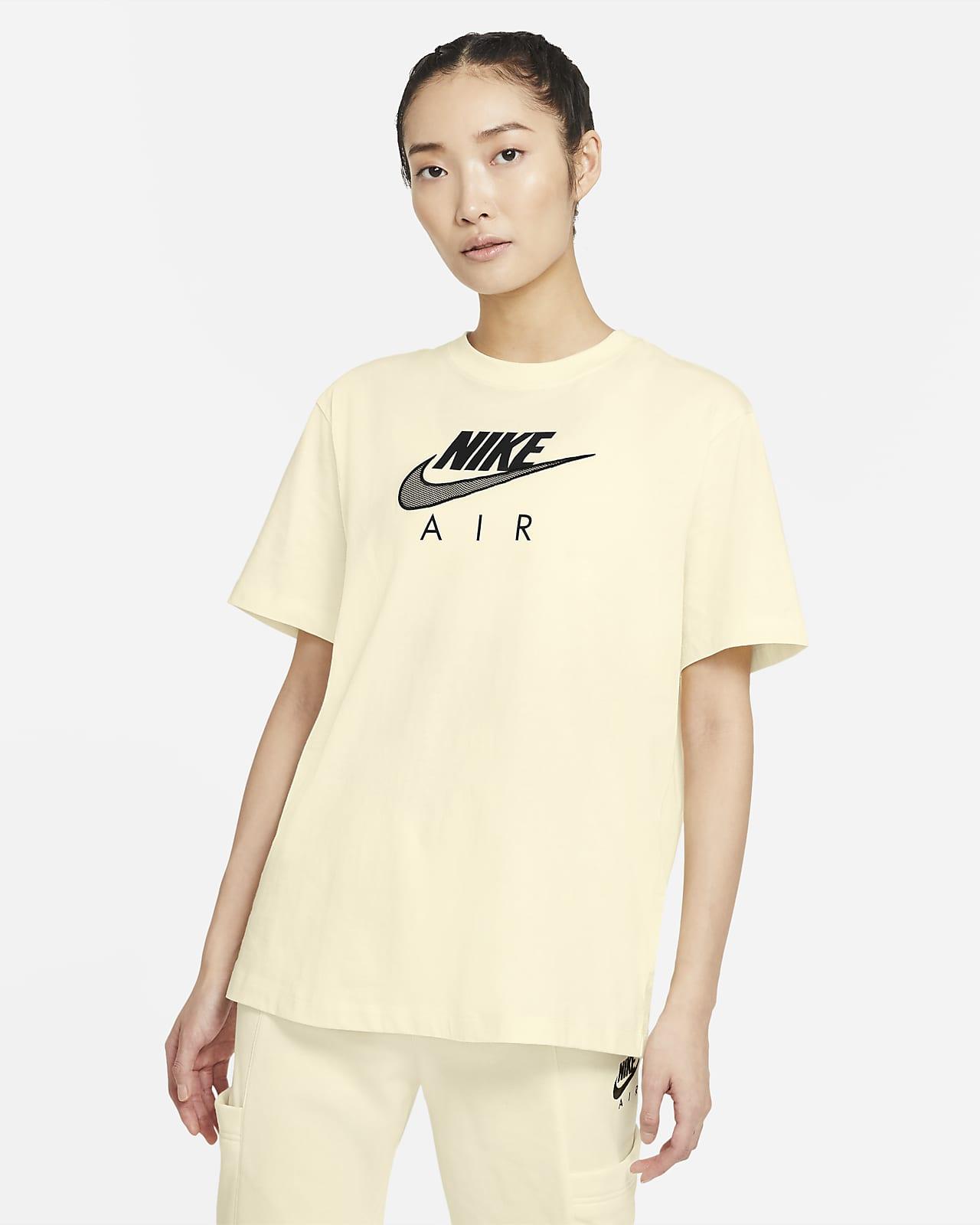 Haut boyfriend Nike Air pour Femme