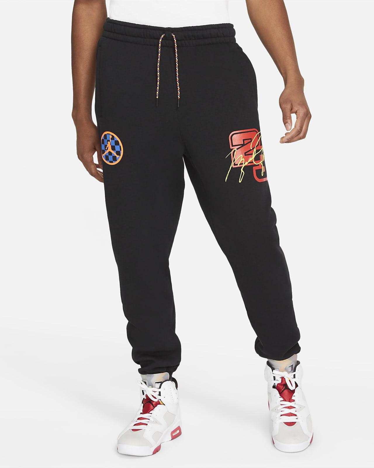 Pantalones De Tejido Fleece Para Hombre Jordan Sport Dna Nike Com