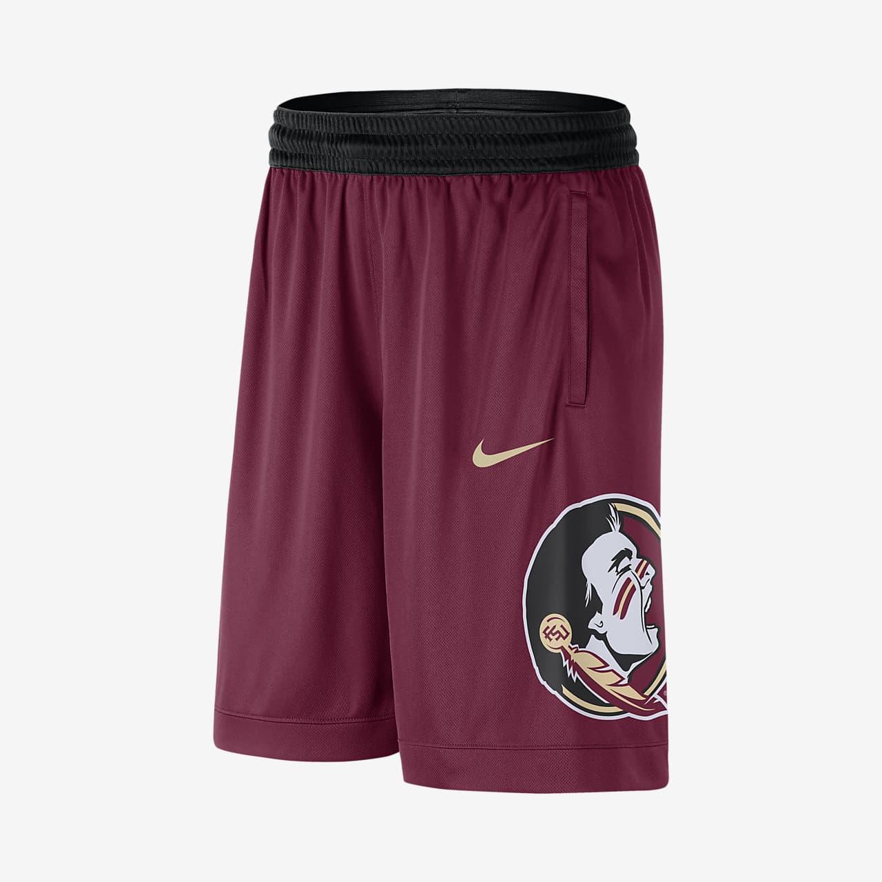 Nike College Dri-FIT (Florida State) Men's Basketball Shorts