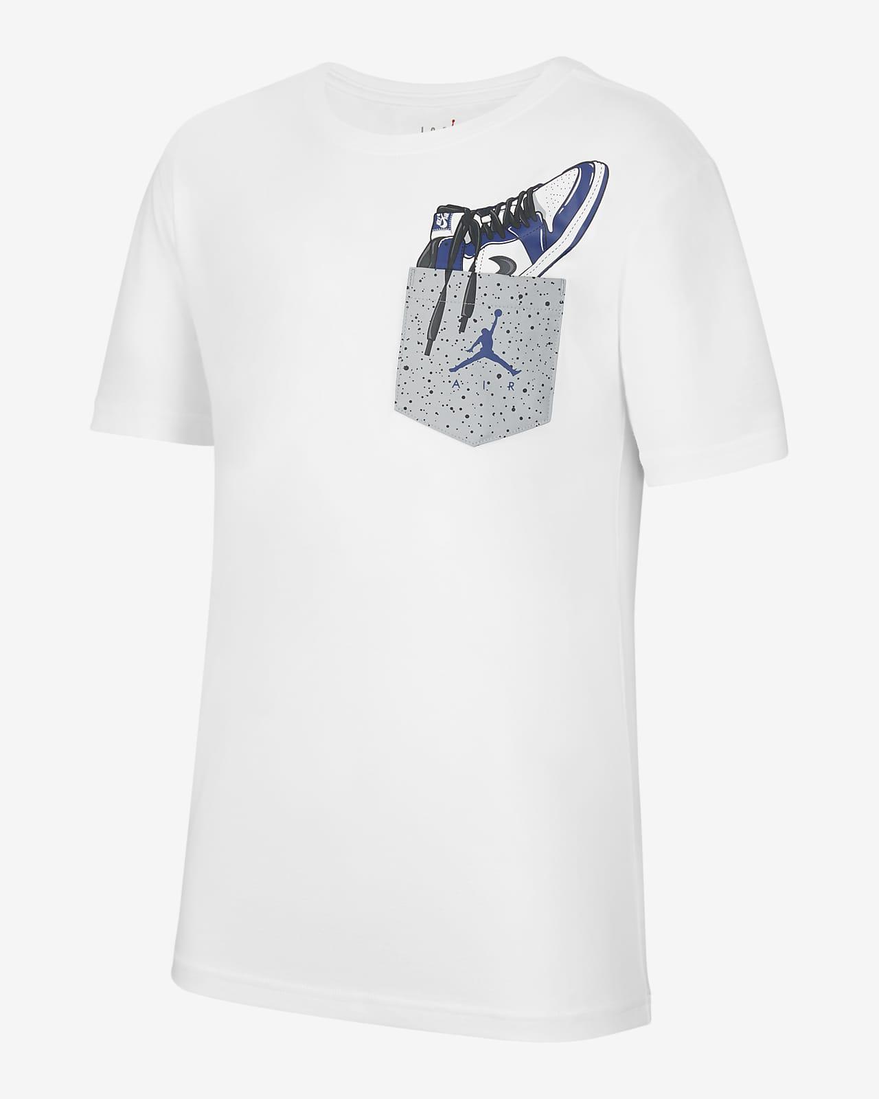 Jordan Big Kids' (Boys') T-Shirt. Nike.com