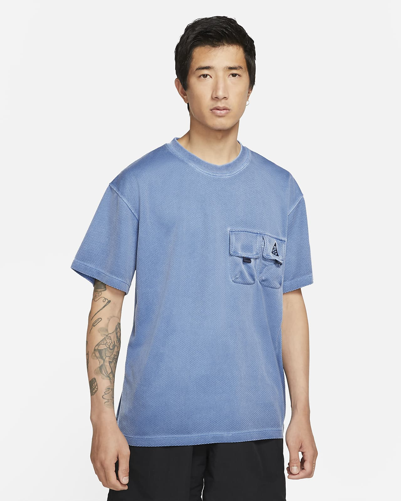 """Nike ACG """"Watchman Peak"""" Short-Sleeve Top"""