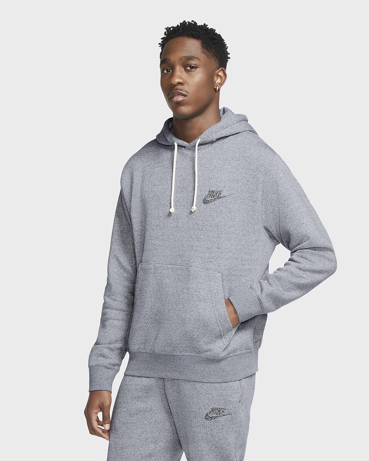 Nike Sportswear hettegenser for herre. Nike NO