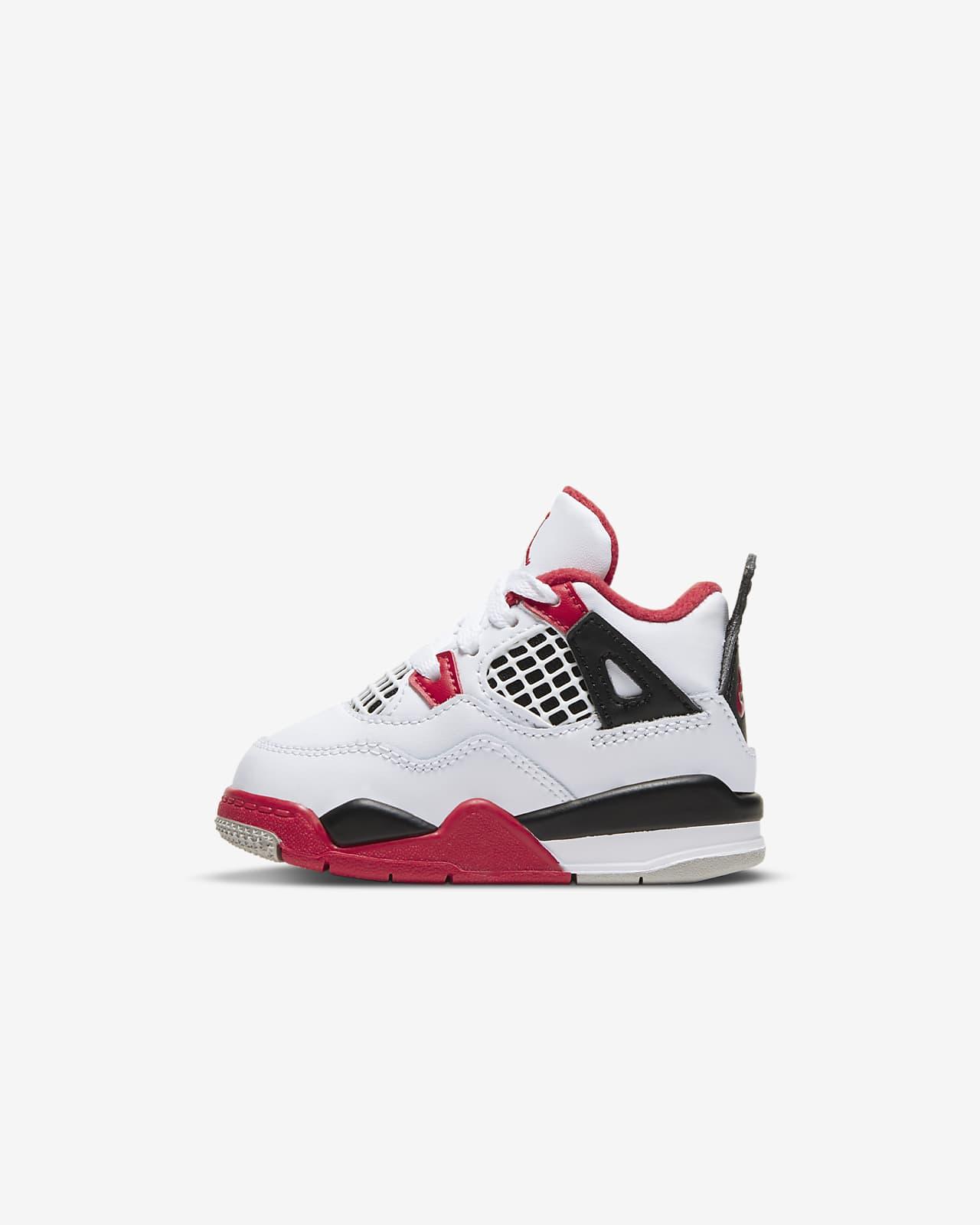 Jordan 4 Retro Baby/Toddler Shoe