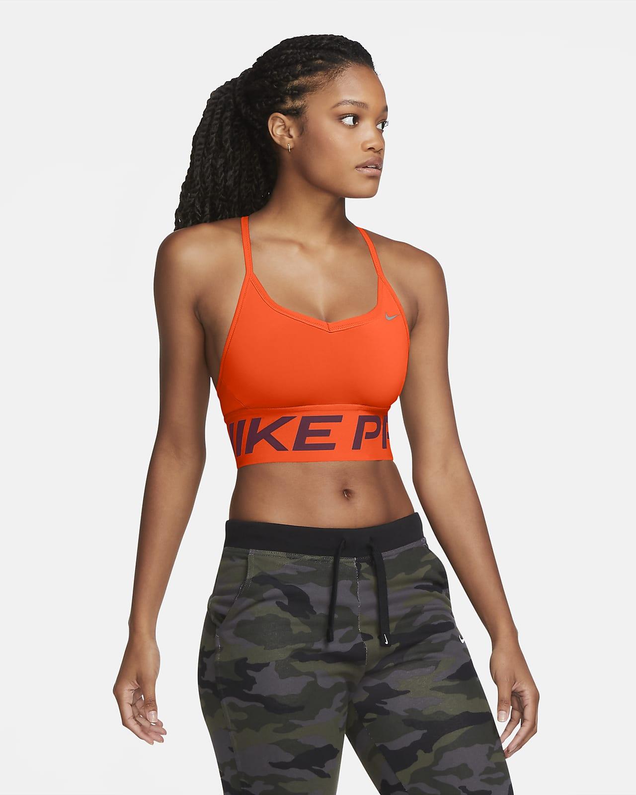 Nike Pro Indy Damen-Sport-BH mit leichtem Halt