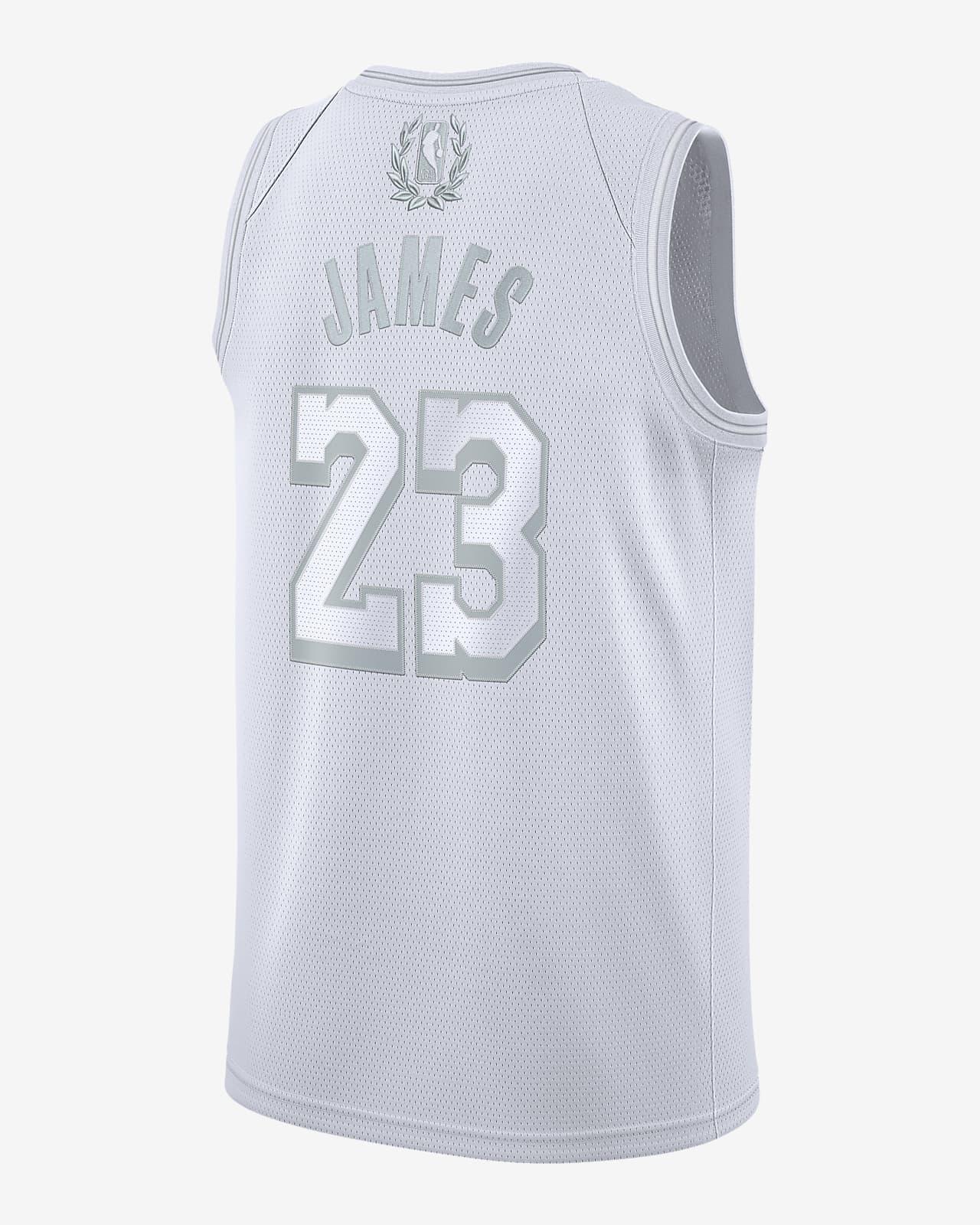 LeBron James Lakers MVP Men's Nike NBA