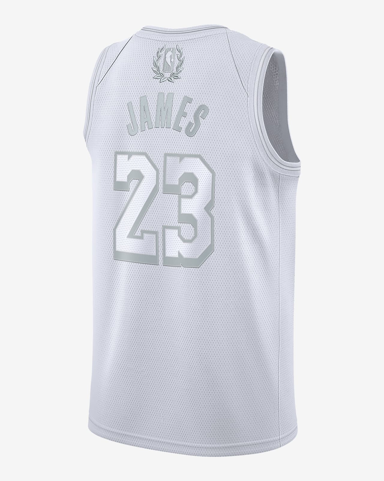 LeBron James Lakers MVP Men's Nike NBA Jersey