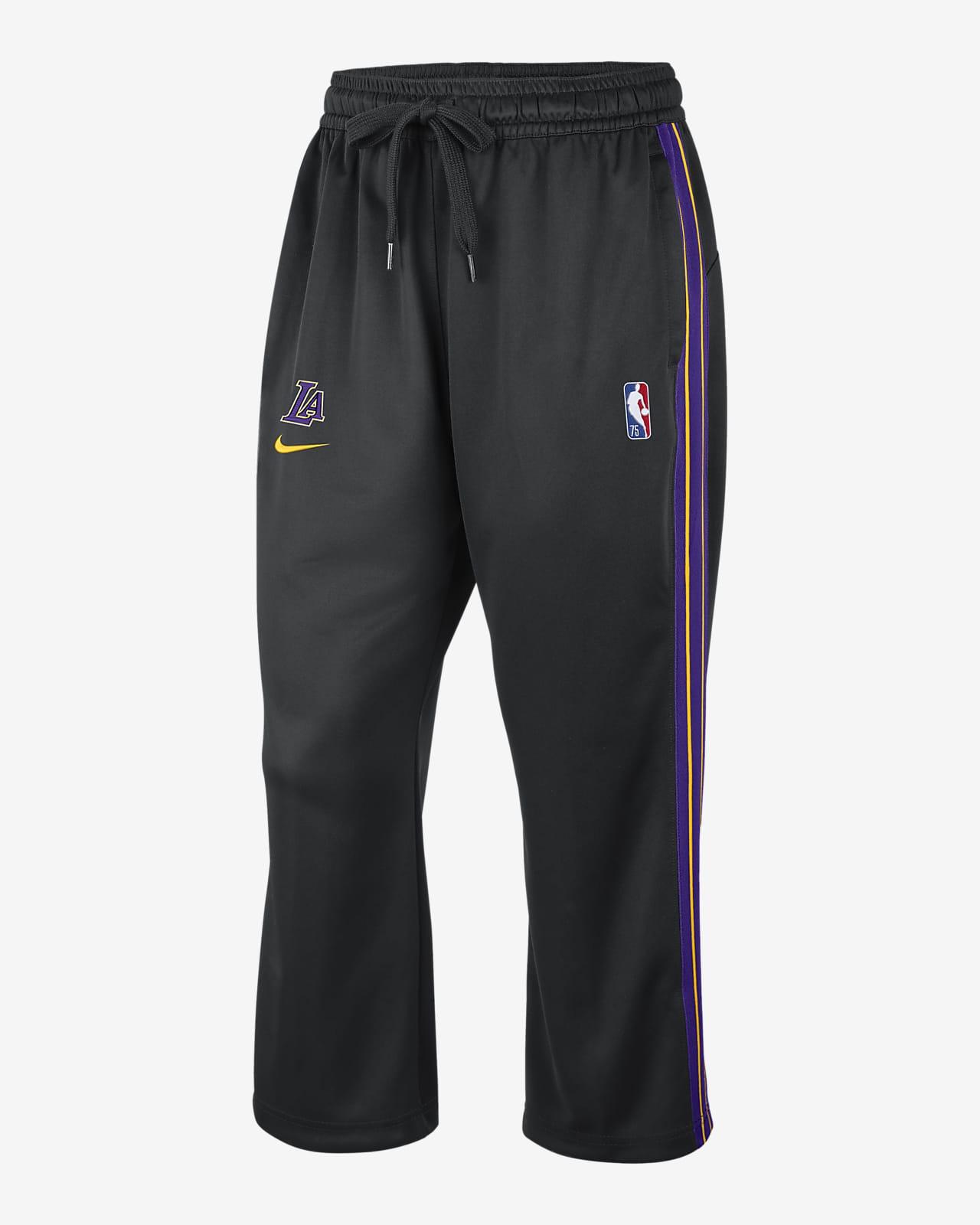 Pantaloni tuta Los Angeles Lakers Courtside Nike NBA - Donna