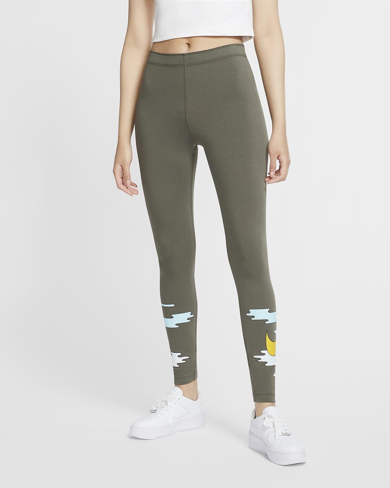 เลกกิ้งผู้หญิง Nike Sportswear