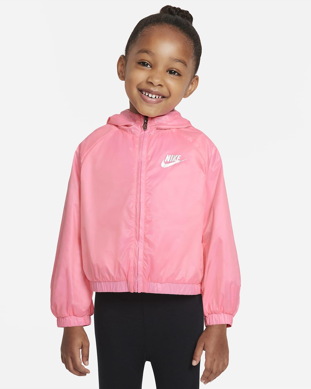 Nike Sportswear 婴童全长拉链开襟夹克