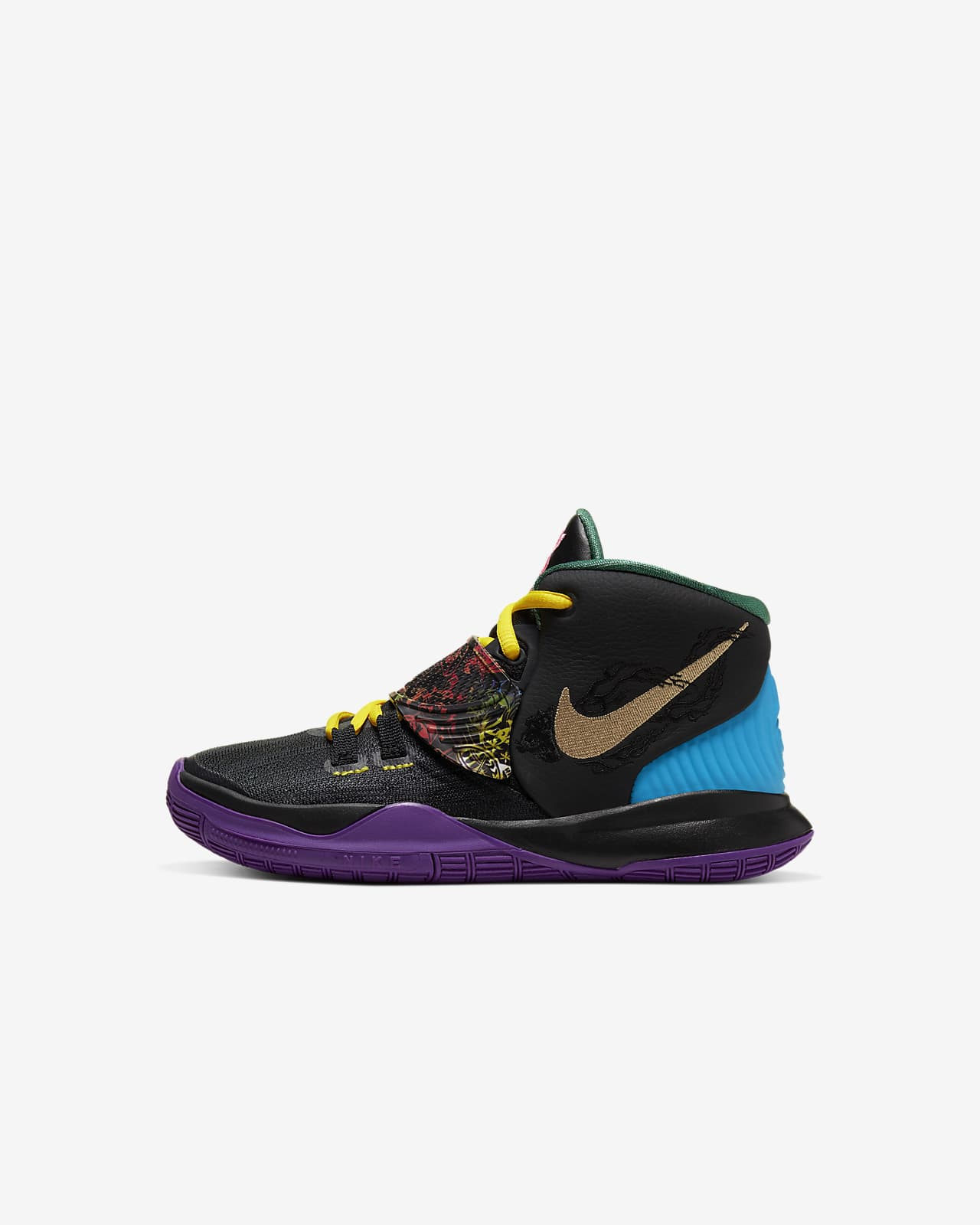 """Kyrie 6 """"Chinese New Year"""" Little Kids' Shoe"""