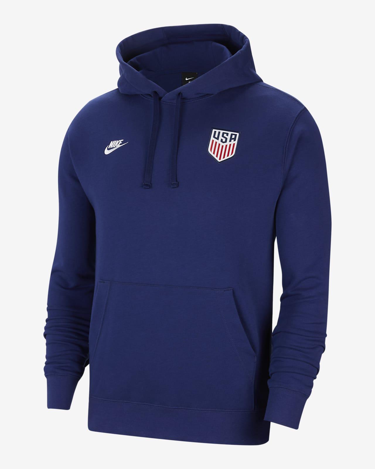 U.S. Men's Fleece Hoodie