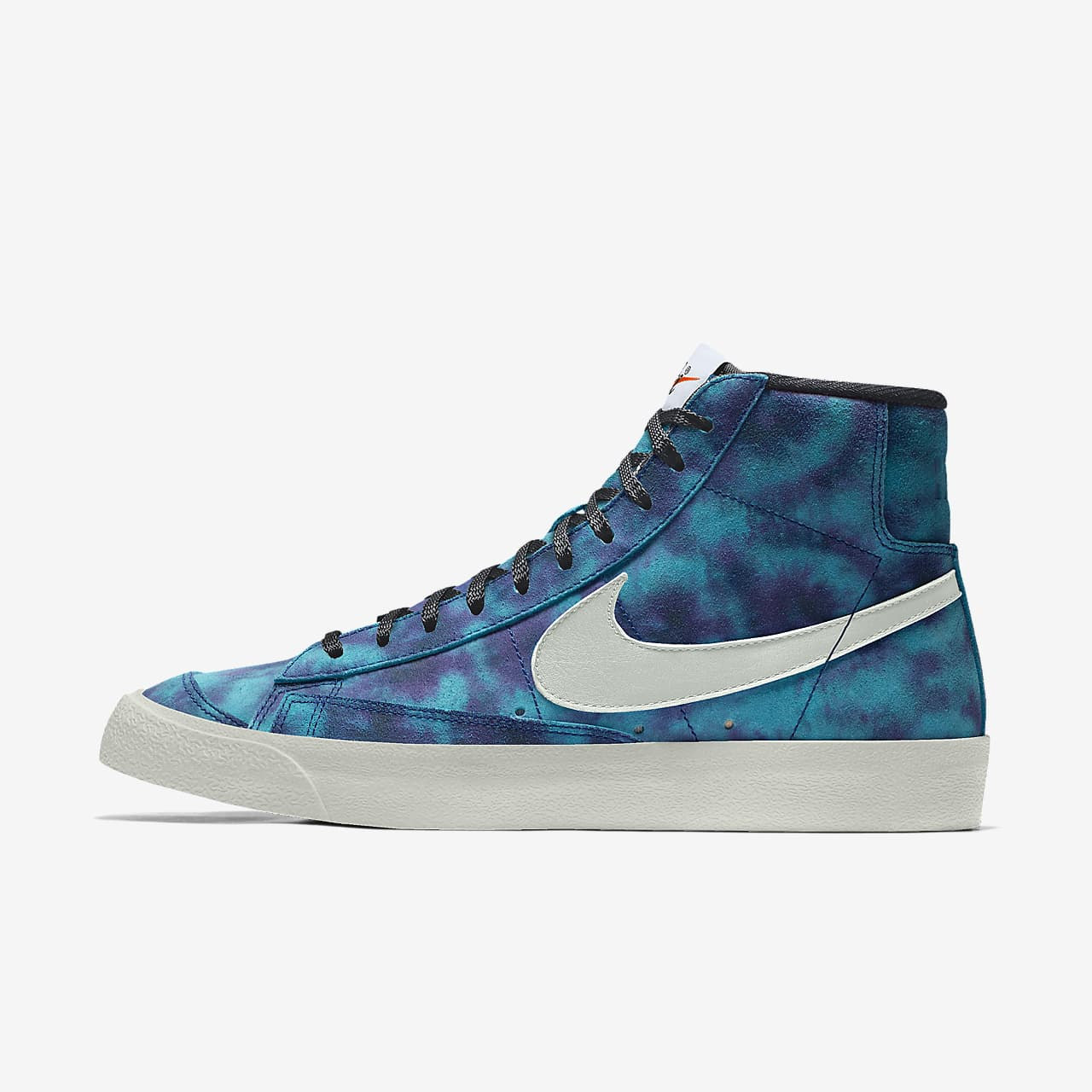 Nike Blazer Mid '77 By You Custom Women's Lifestyle Shoe
