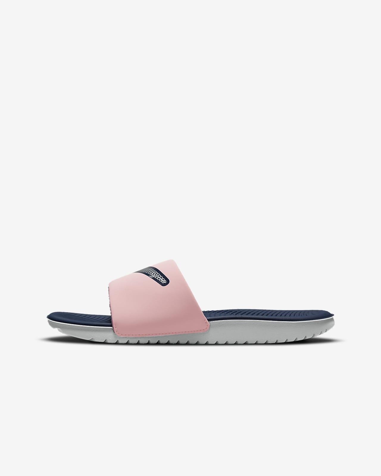 Nike Kawa SE Big/Little Kids' Slides