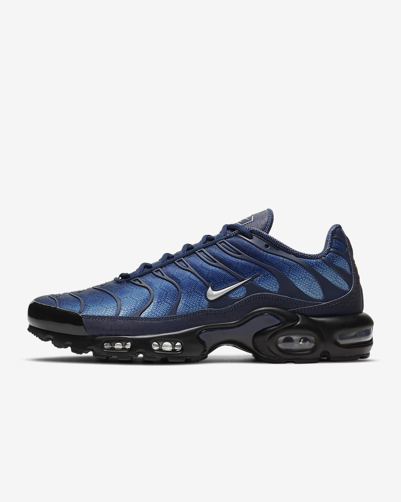 chaussures nike homme bleu