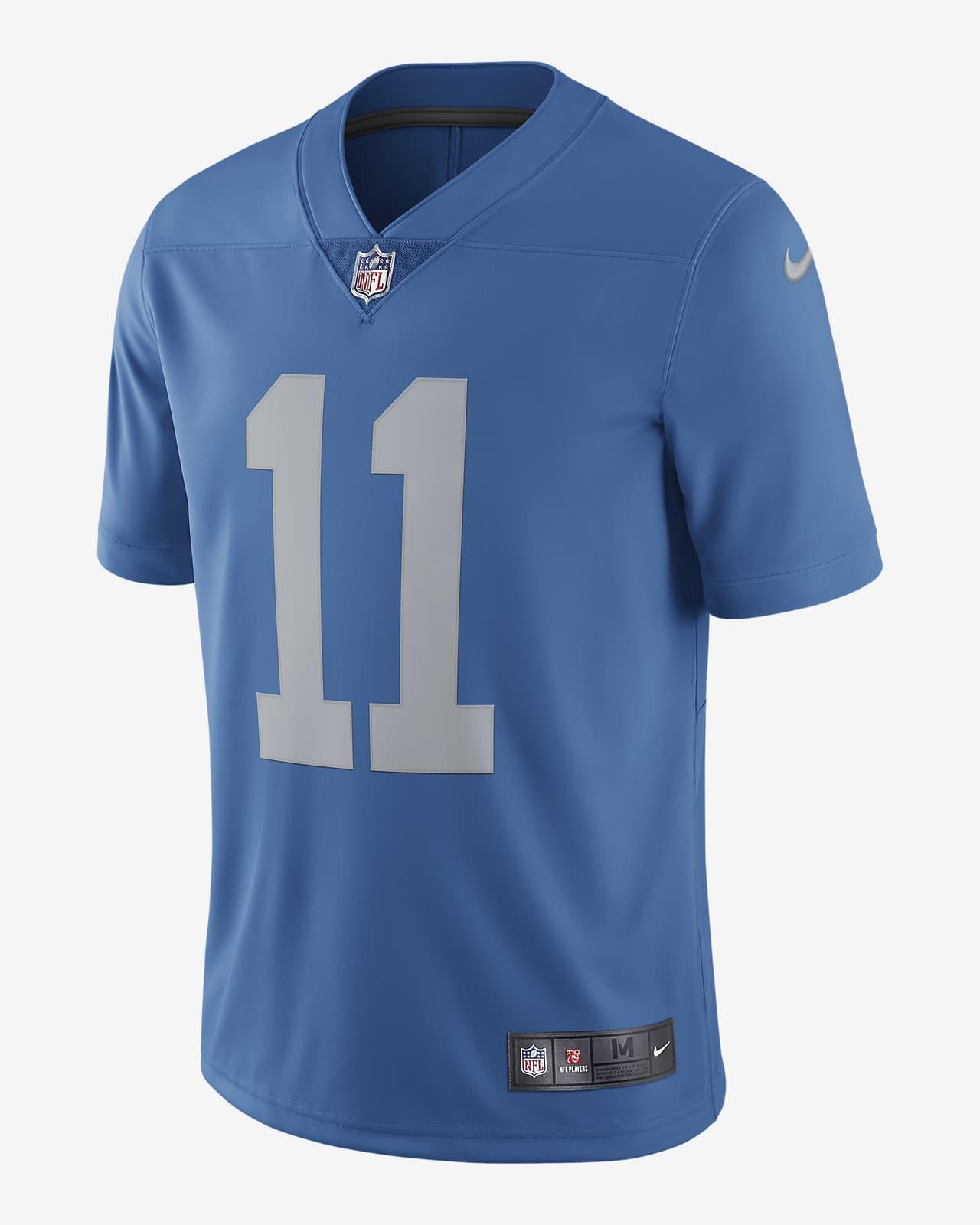 NFL Detroit Lions (Marvin Jones) Men's Limited Vapor Untouchable Football Jersey