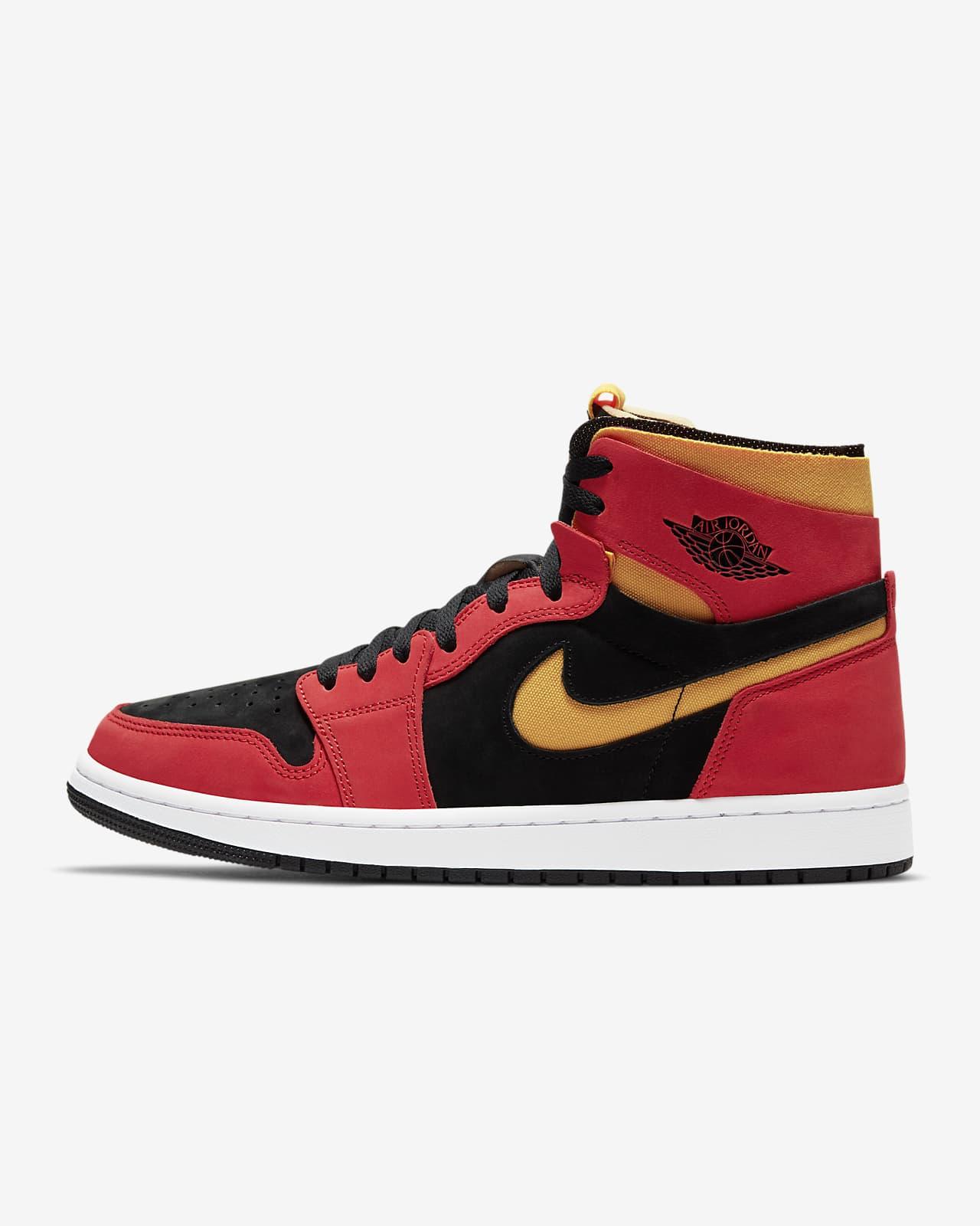 "Air Jordan 1 High Zoom ""Chile Red"""