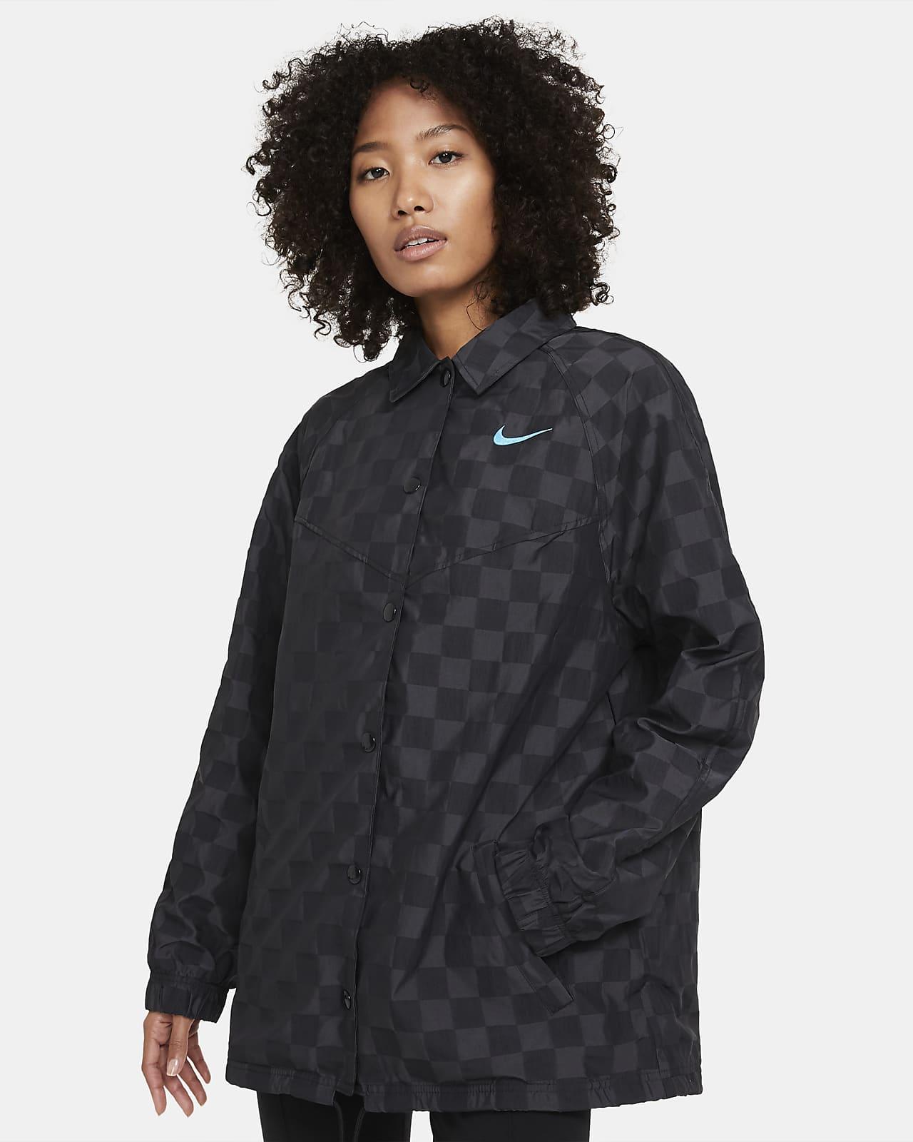 Nike Sportswear Icon Clash Women's Coaches' Jacket