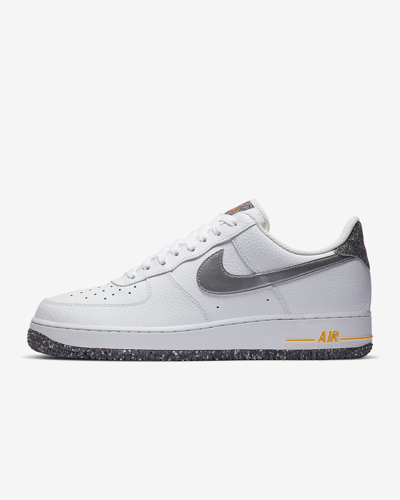 air force 1 argent