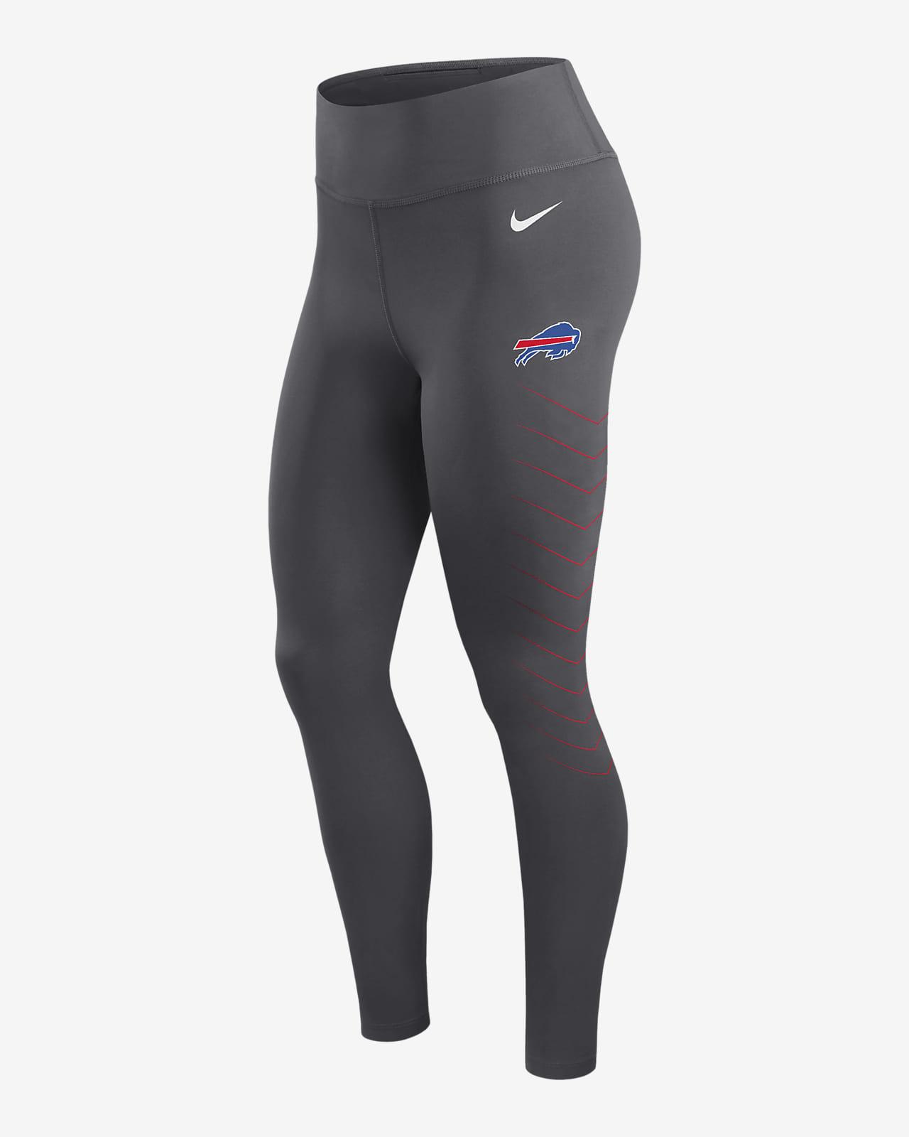 Leggings para mujer Nike Dri-FIT (NFL Buffalo Bills)
