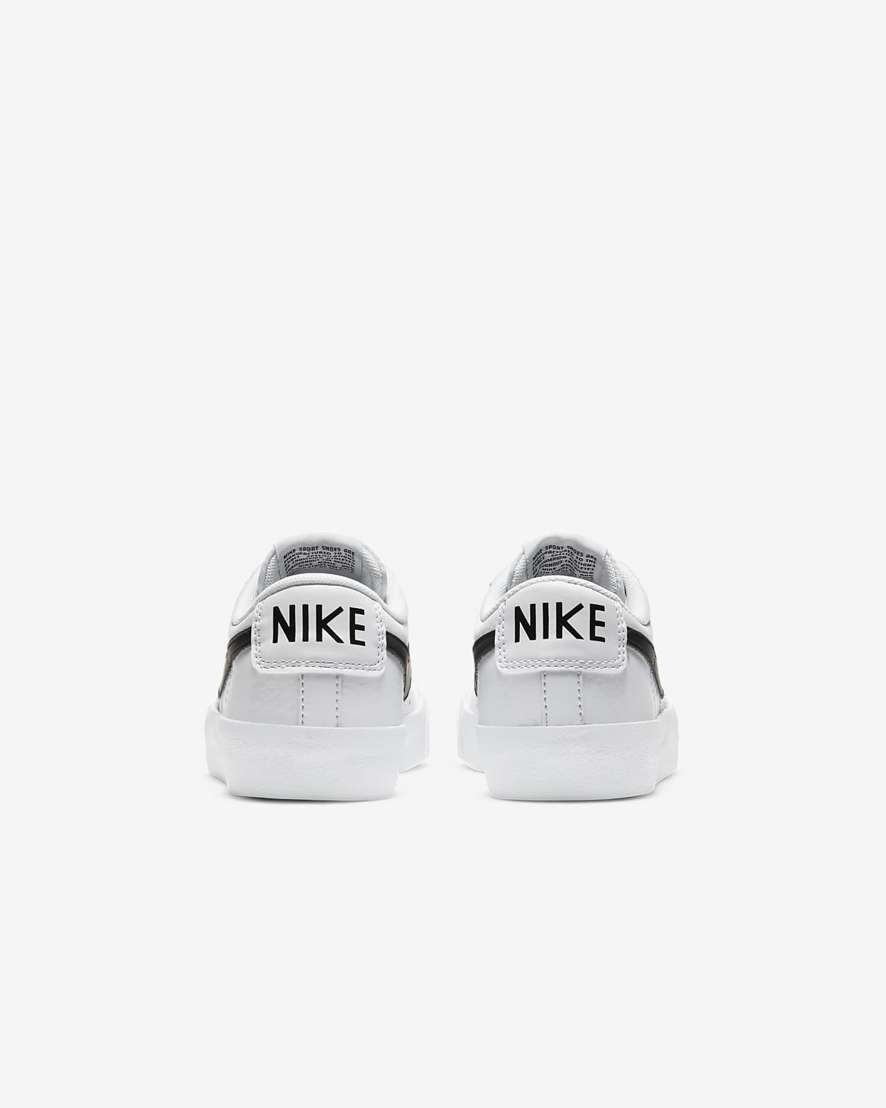 Nike Blazer Low '77 Older Kids' Shoe. Nike ID