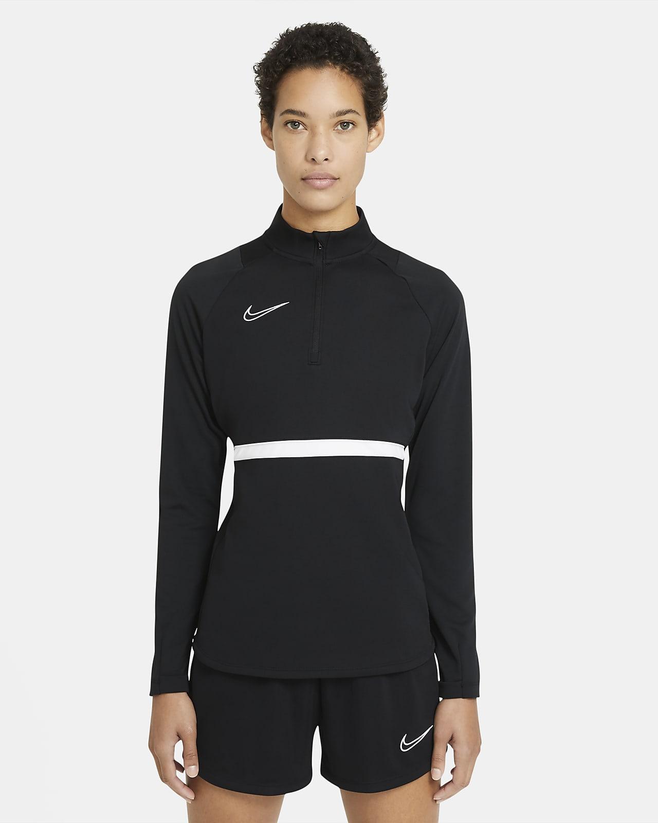Haut d'entraînement de football Nike Dri-FIT Academy pour Femme
