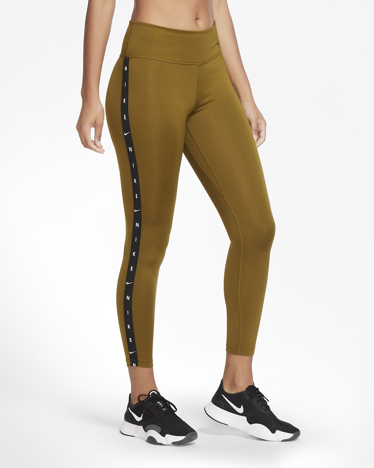 Nike One-7/8-tights til kvinder