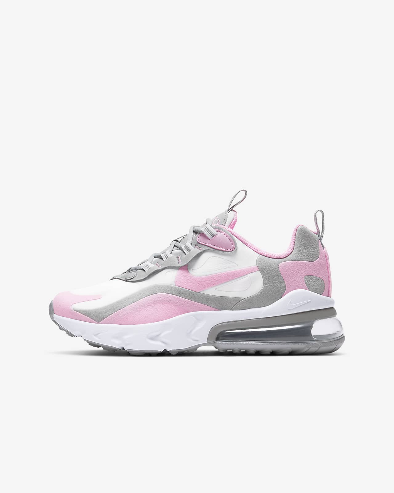 Nike Air Max 270 React Big Kids Shoe Nike Com