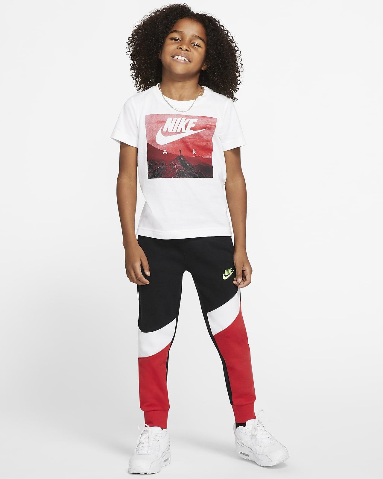 Tee shirt à manches courtes Nike Air pour Jeune enfant