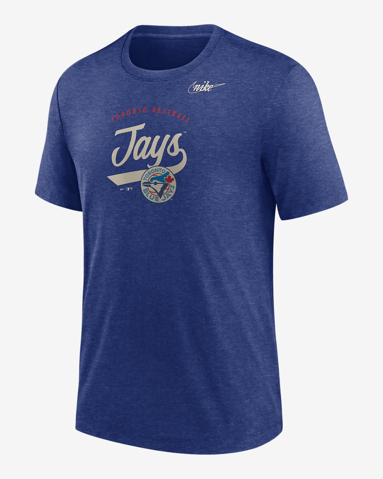 Nike Cooperstown Nickname (MLB Toronto Blue Jays) Men's T-Shirt