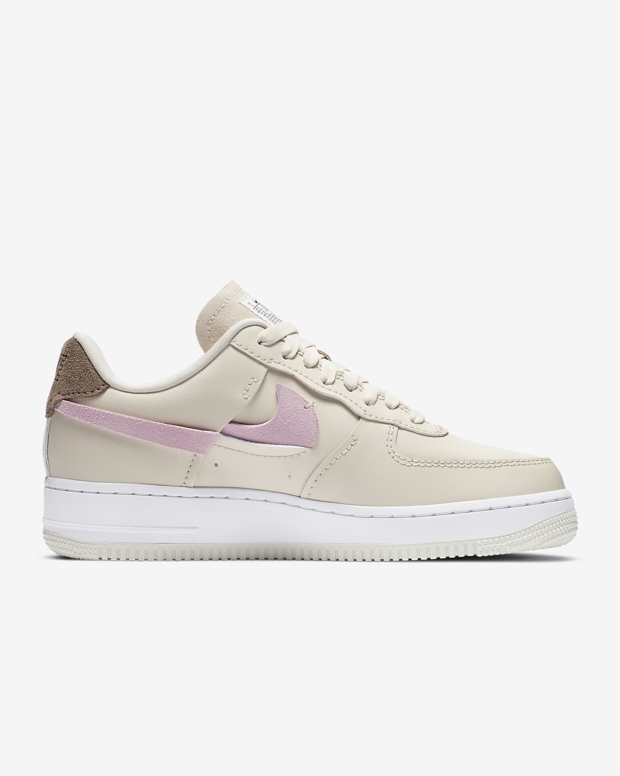 nike air force 1 rose pour fille