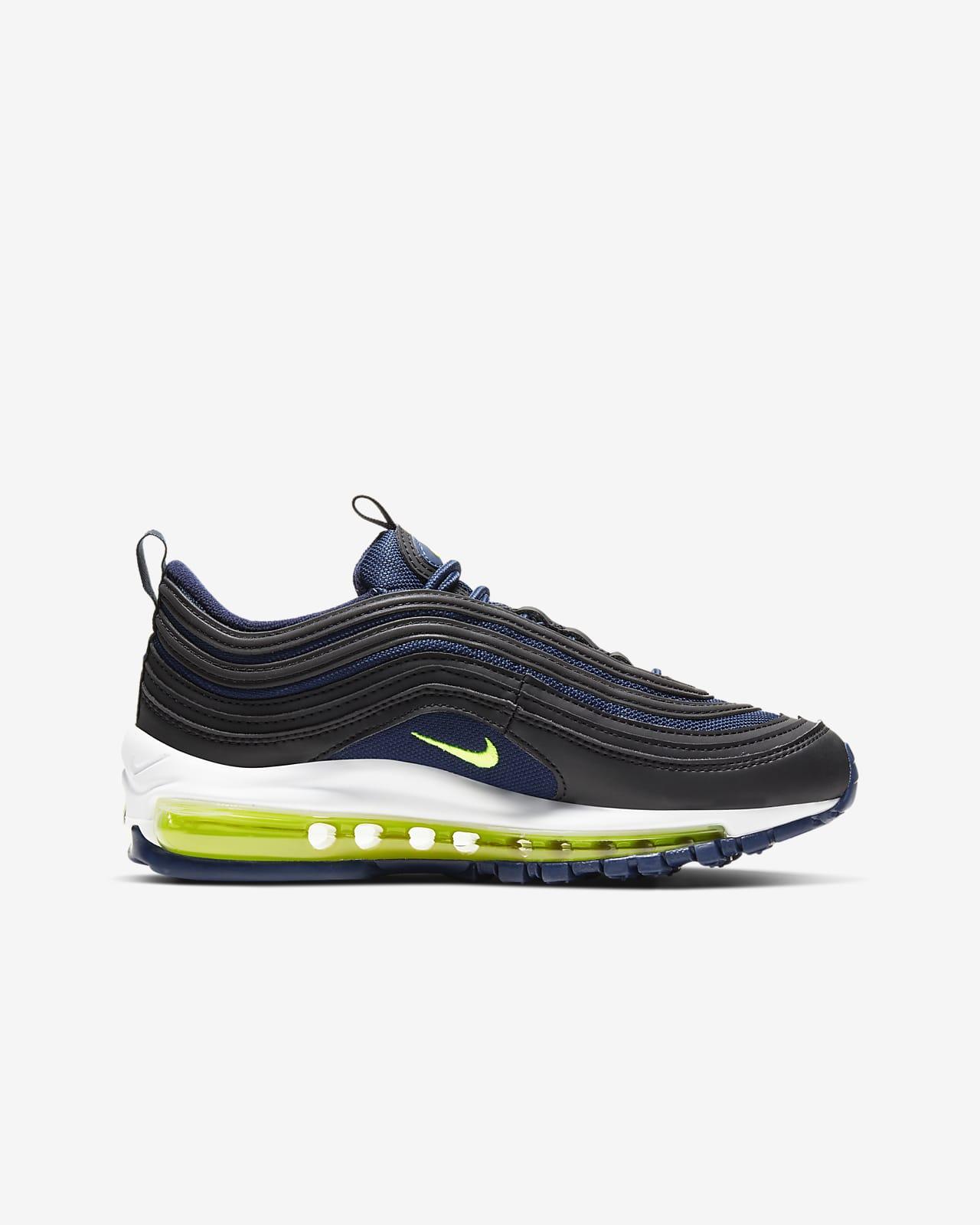 chaussure garcon nike air max 97