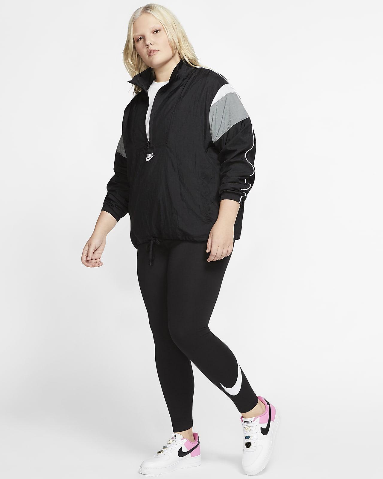 Legging taille haute Nike Sportswear Club pour Femme (grande taille)