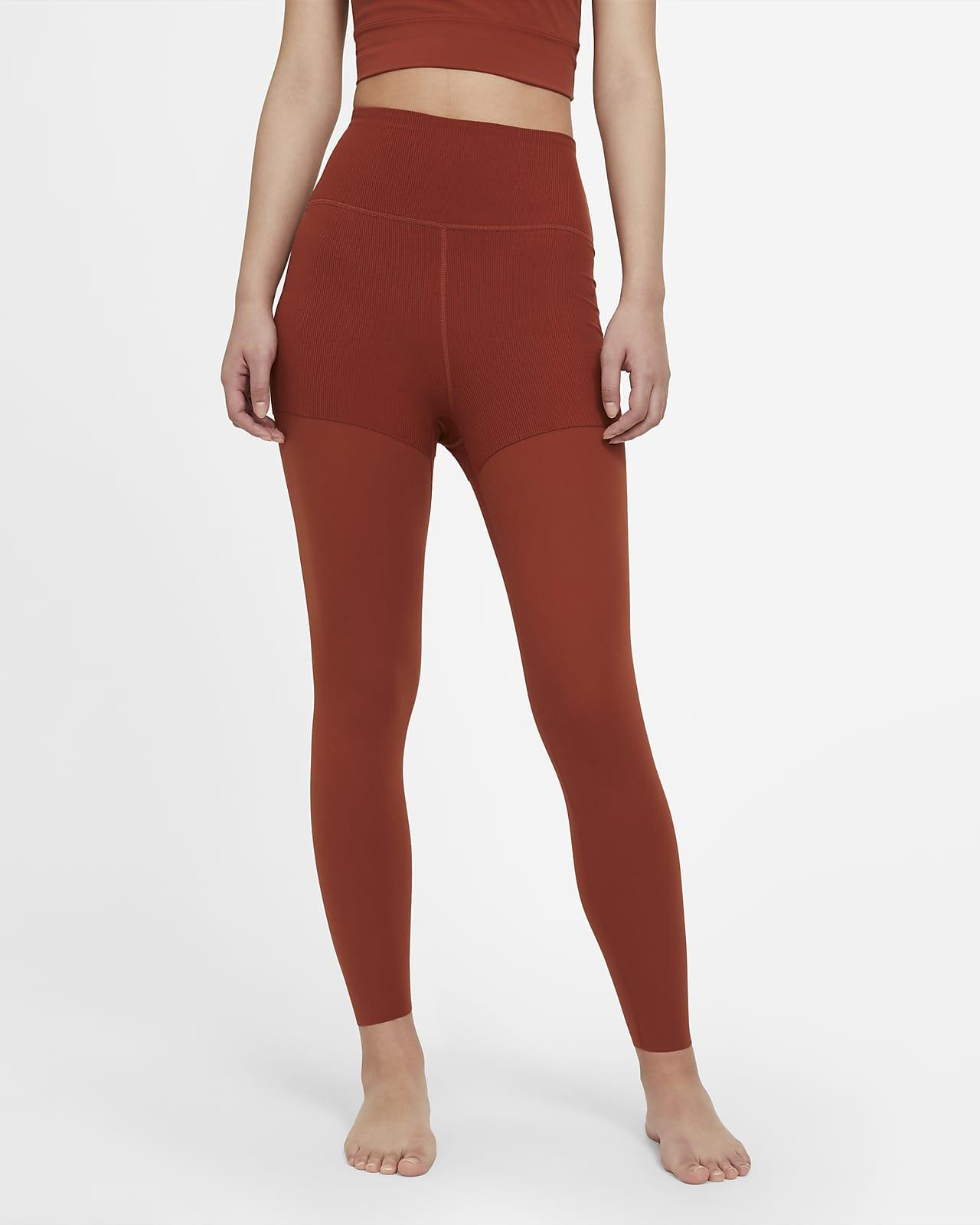 Nike Yoga Luxe Layered 女款九分內搭褲