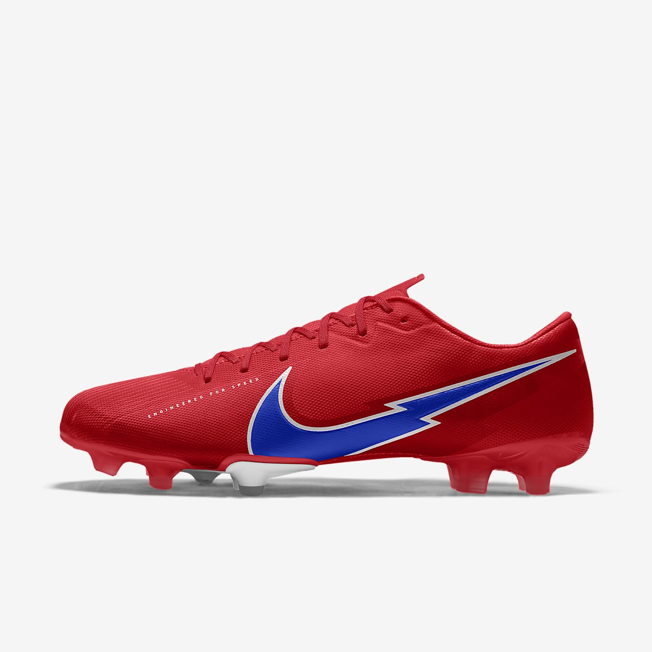 Nike Mercurial Vapor 13 Academy By You Custom Firm-Ground Soccer Cleat