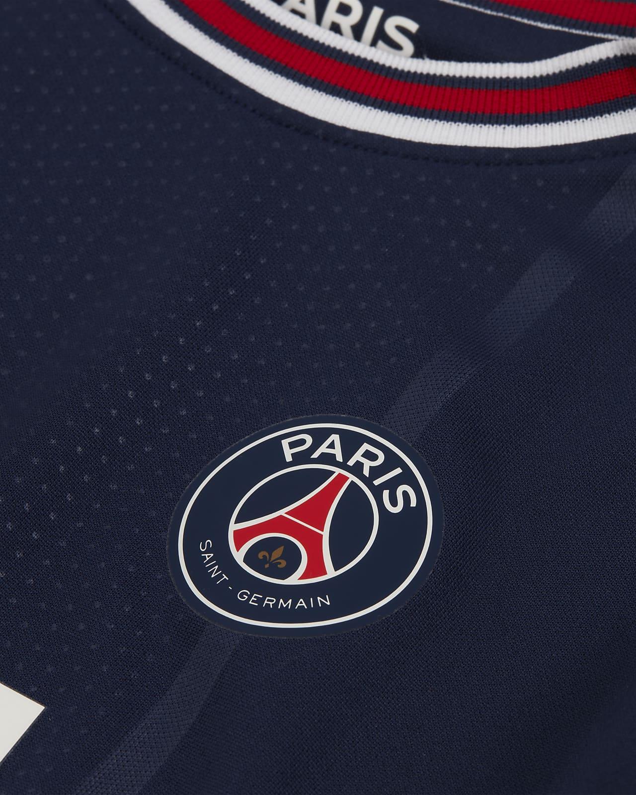Divisa da calcio Paris Saint-Germain 2021/22 per neonati/bimbi piccoli - Home