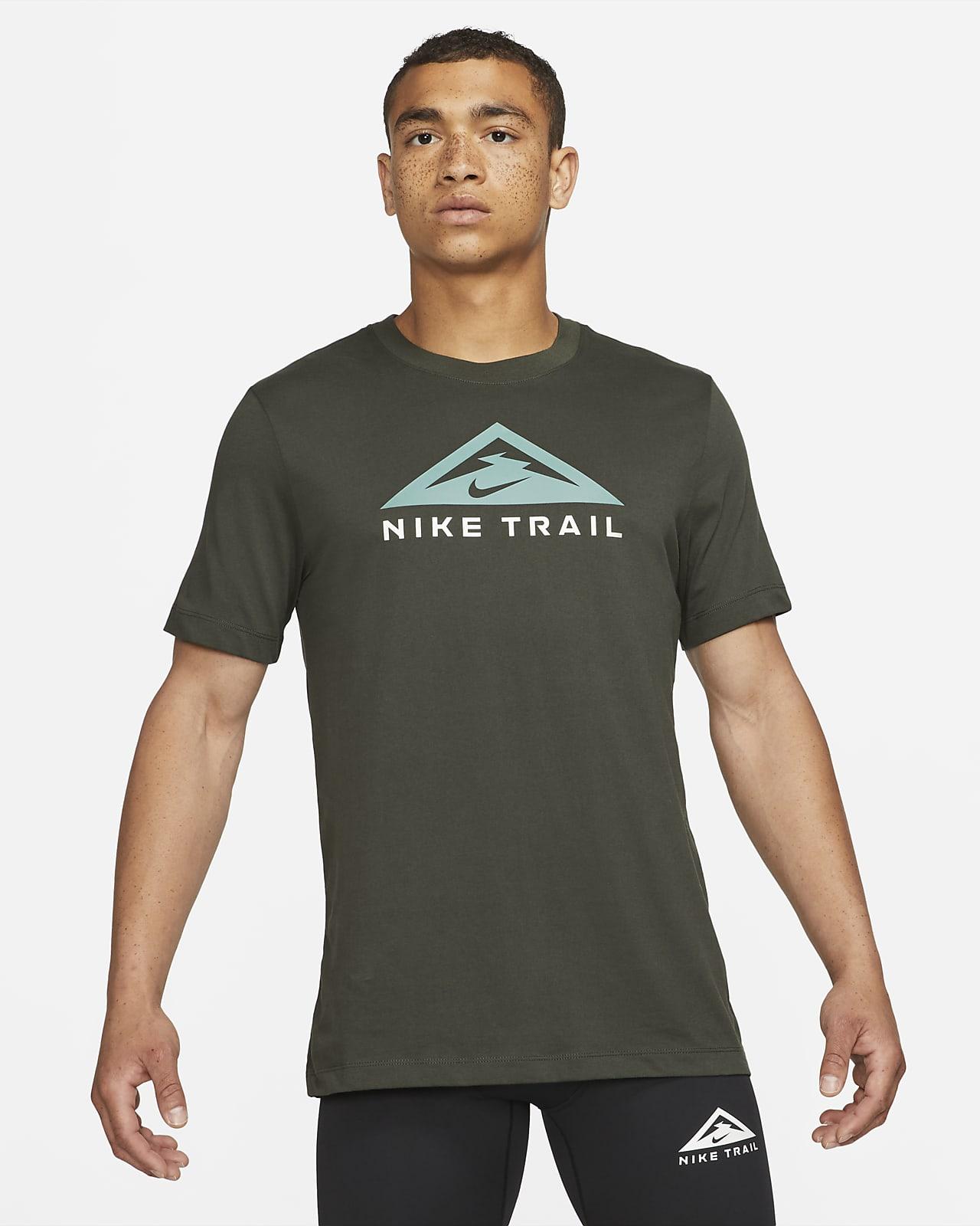 Tee-shirt de trail à manches courtes Nike Dri-FIT