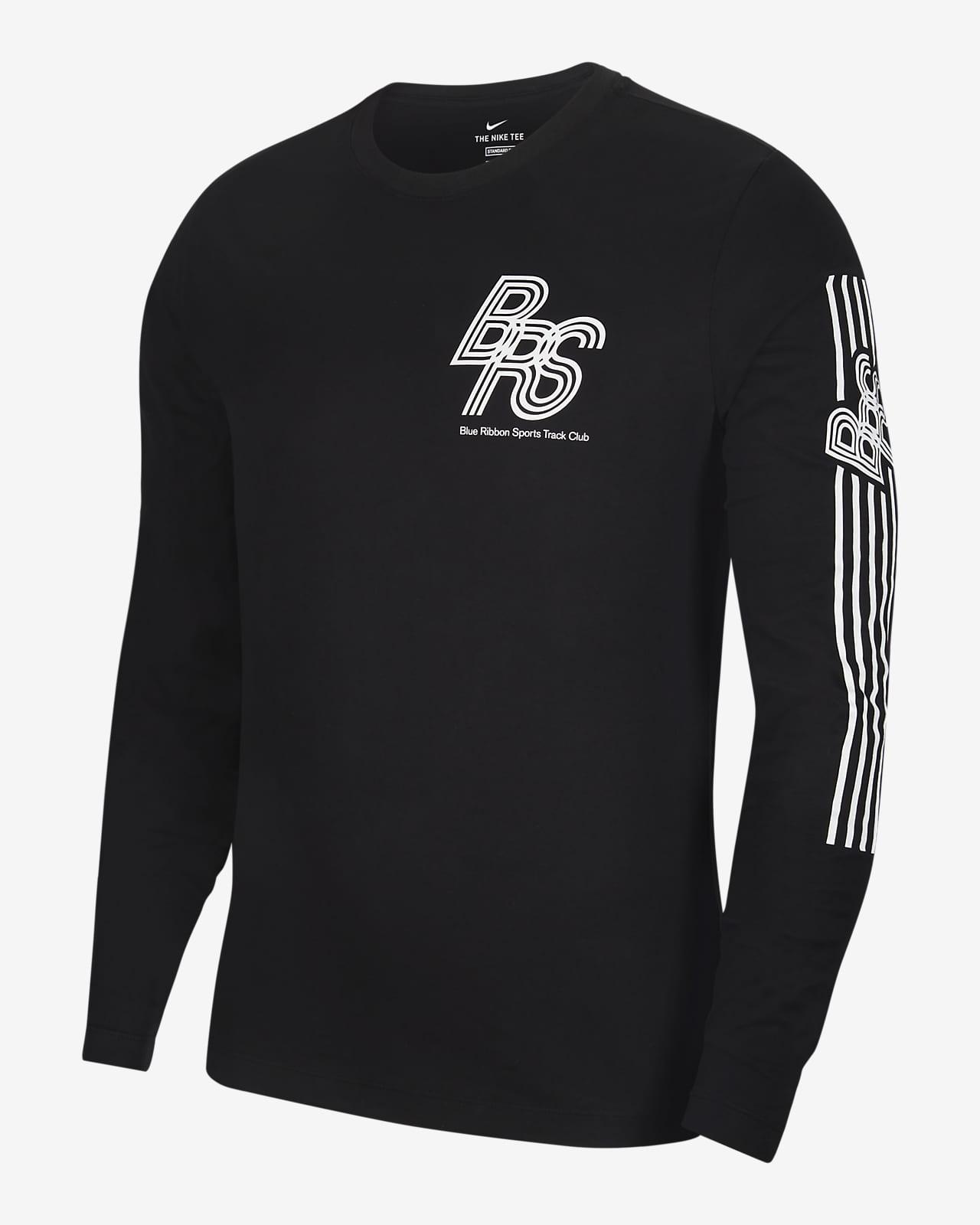 Nike Dri-FIT 男子长袖跑步T恤
