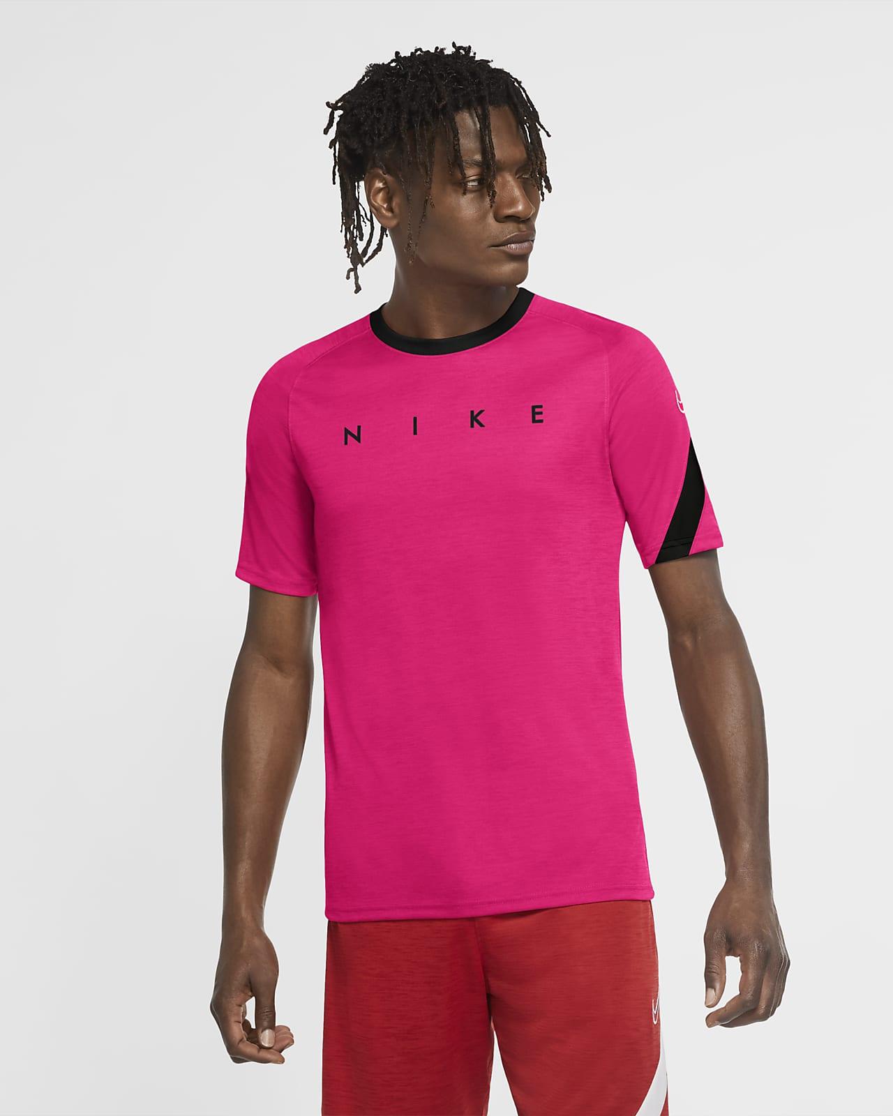 Nike Dri-FIT Academy Kurzarm-Fußballoberteil mit Grafik für Herren