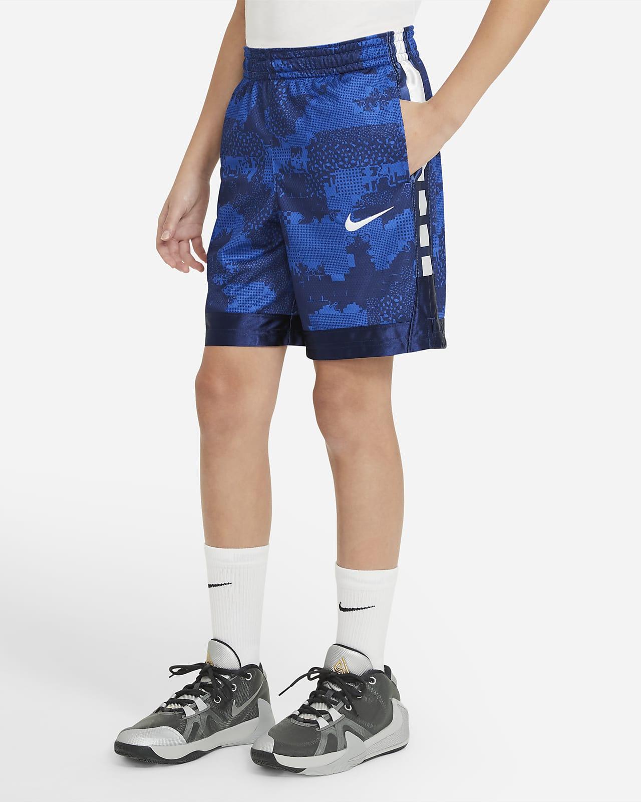Nike Elite Super Big Kids' (Boys') Basketball Shorts
