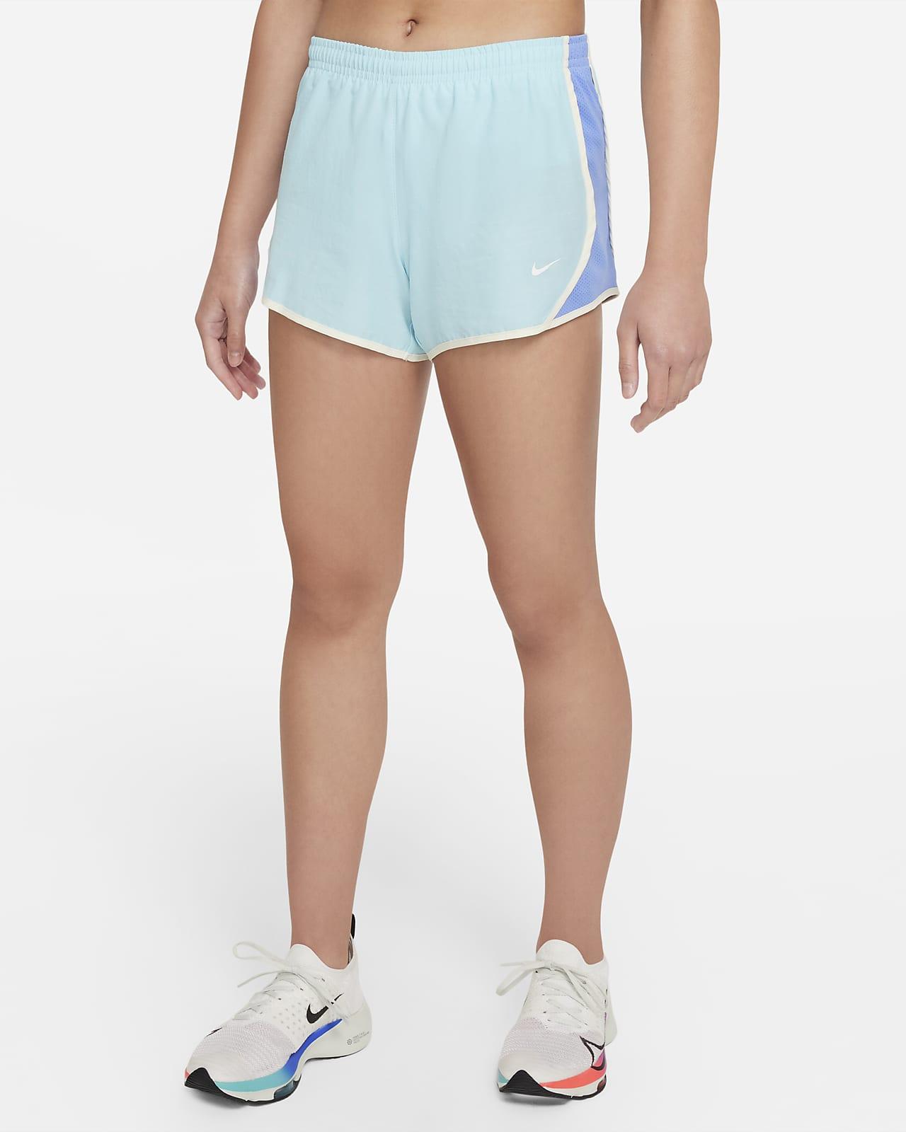 Nike Dri-FIT Tempo Big Kids' (Girls') Running Shorts