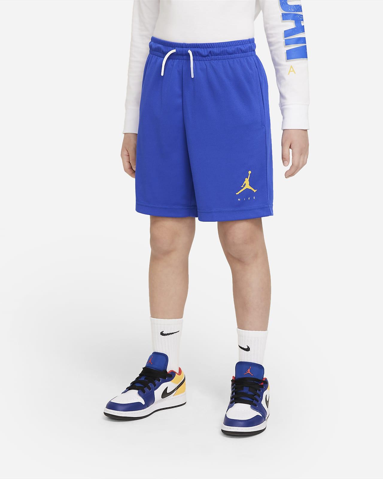 Jordan Pantalons curts de malla - Nen