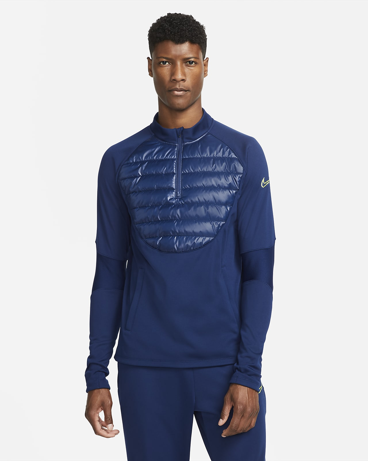Nike Therma-FIT Academy Winter Warrior Men's Soccer Drill Top